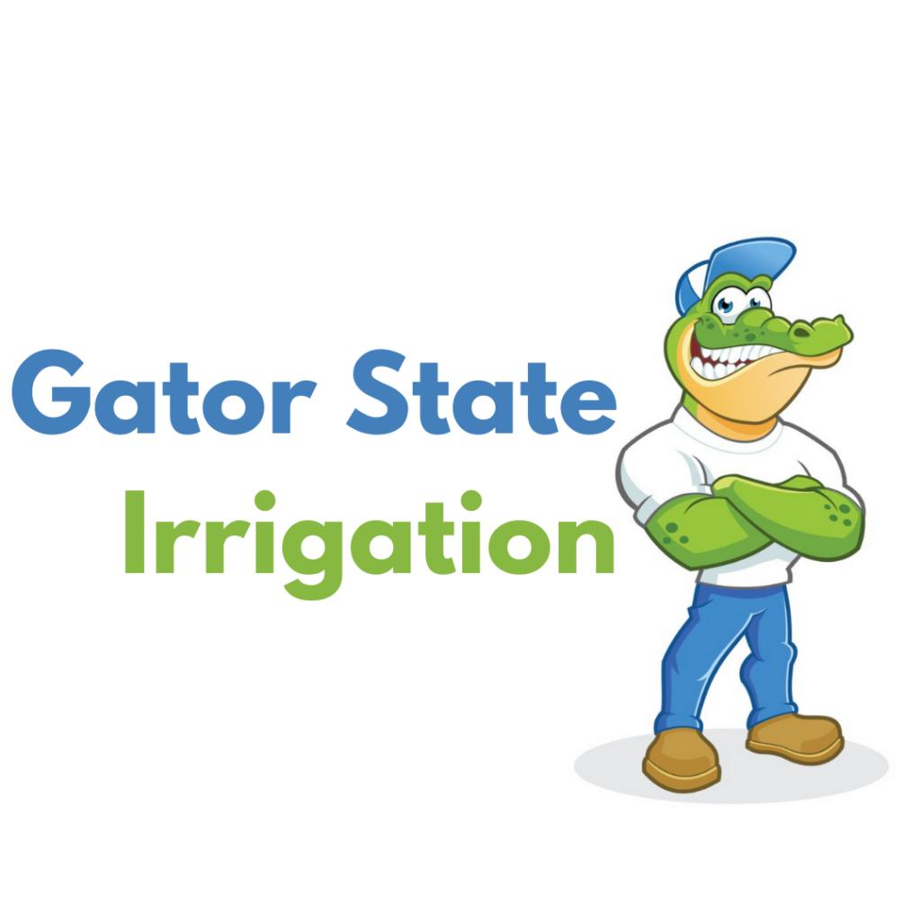 Gator State Irrigation Logo